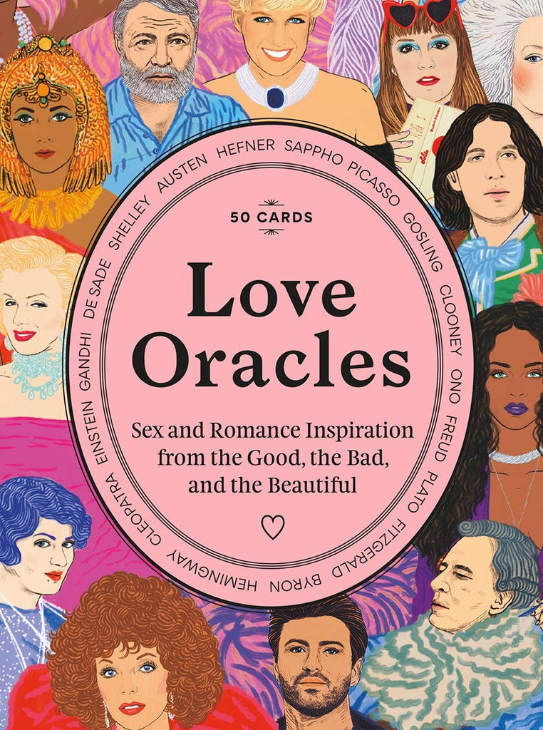 Love Oracles: Sex and Romance Inspiration from the Good, the Bad and the Beautiful