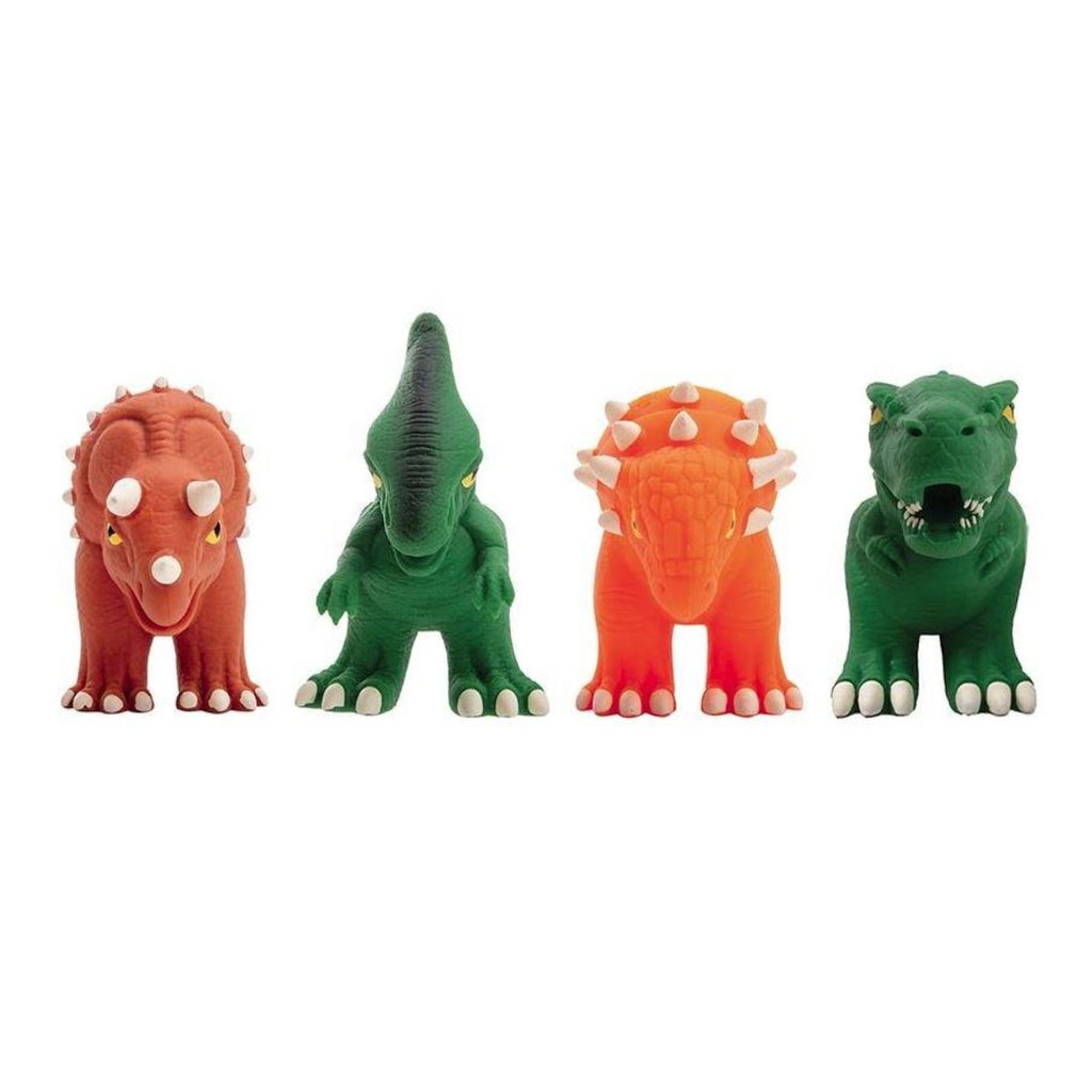Image featuring a variety of four dinosaurs