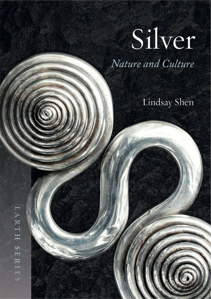 Book featuring cover art of Silver Nature and Culture
