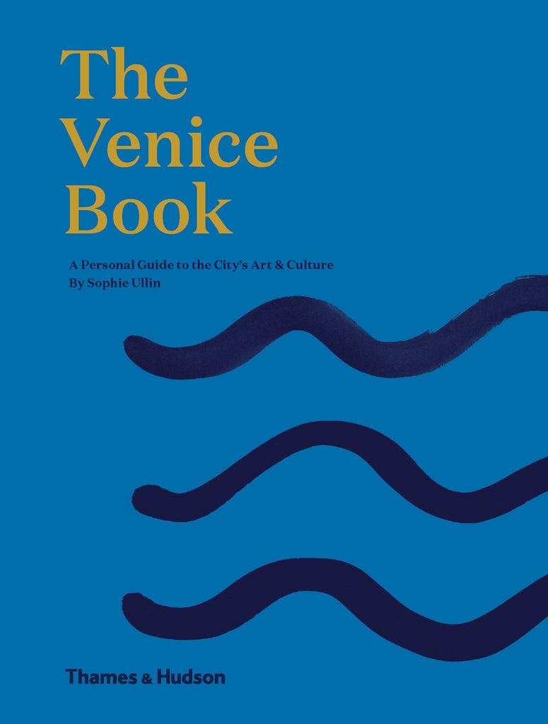 Book featuring cover art of The Venice Book