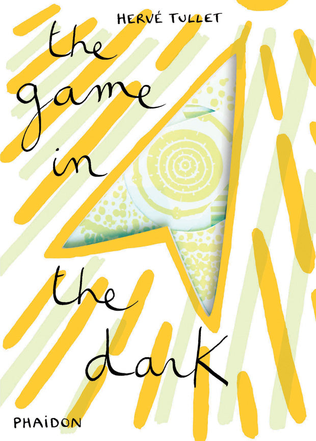 Book featuring cover art of The Game in the Dark
