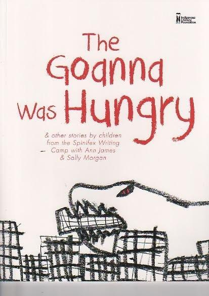 Book featuring cover art of The Goanna Was Hungry