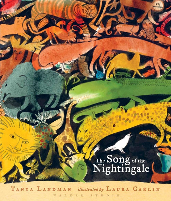 The Song Of The Nightingale | Author: Tanya Landman and Laura Carlin