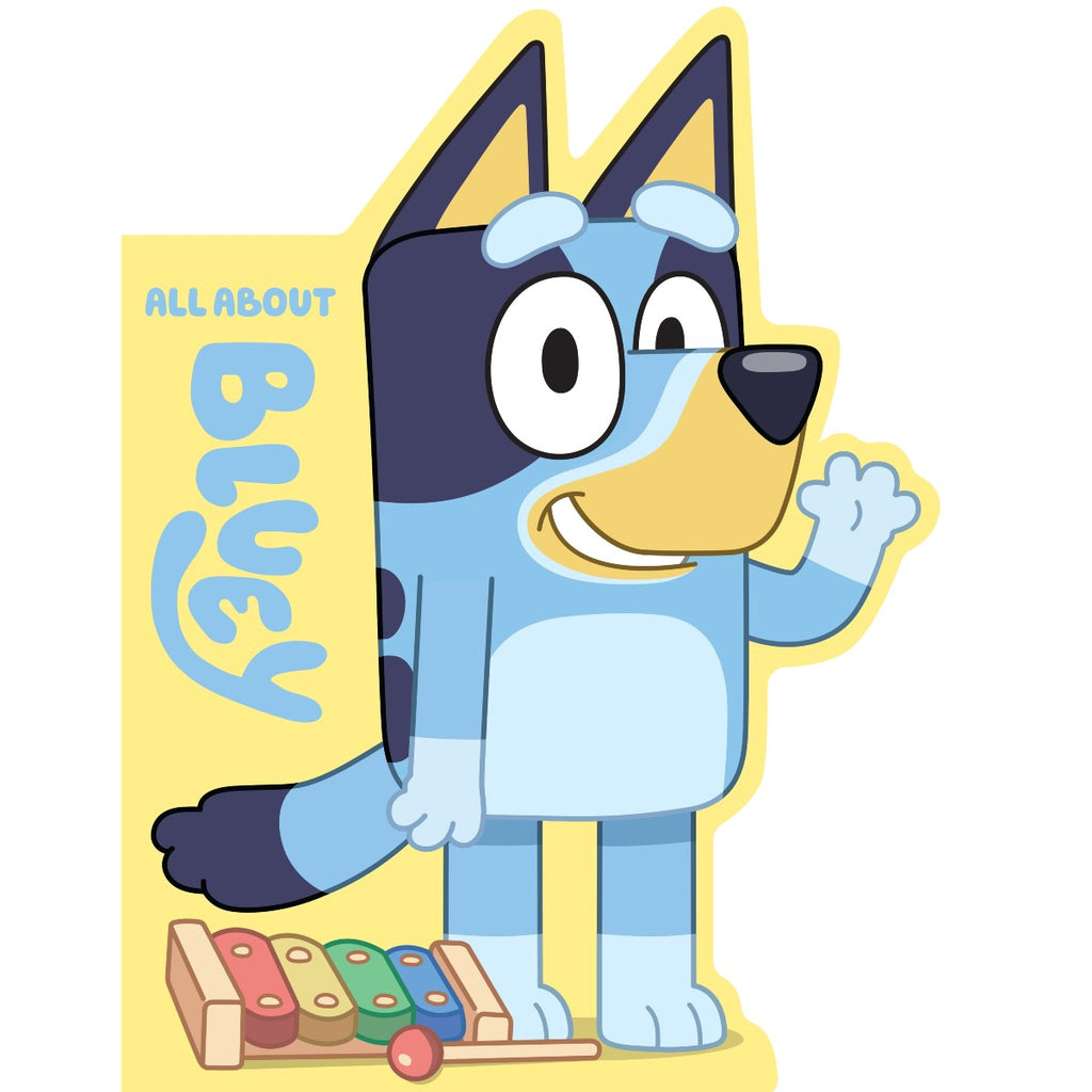 Bluey: All About Bluey | ABC Kids