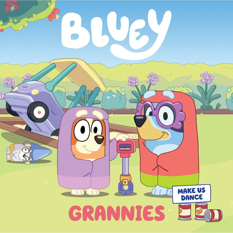 Bluey: Grannies | ABC Kids