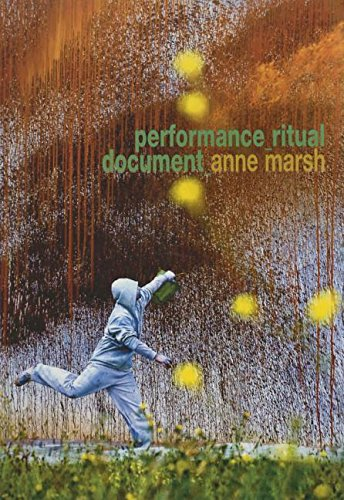 Book featuring cover art of Performance Ritual Document