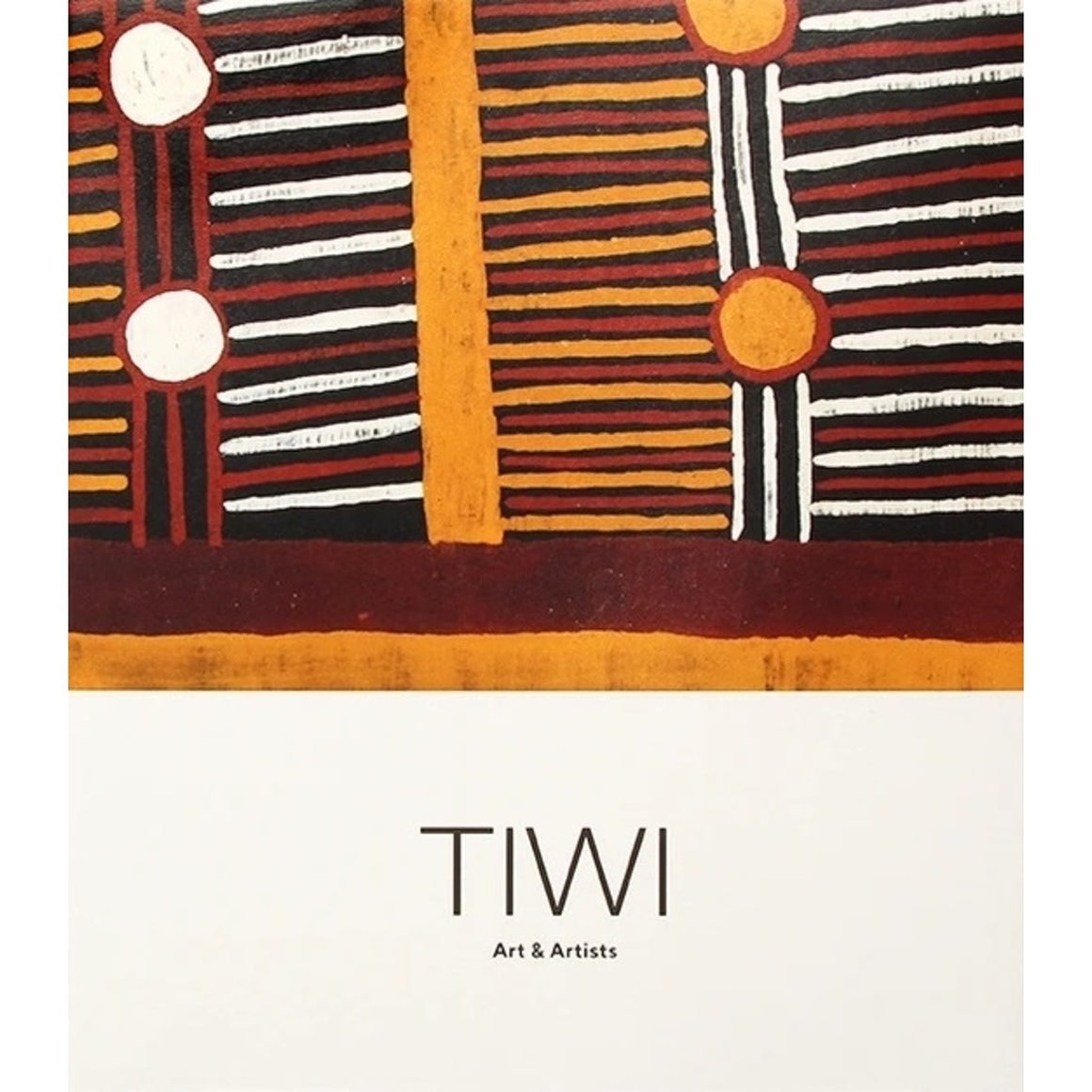TIWI: Art & Artists | Author: Judith Ryan