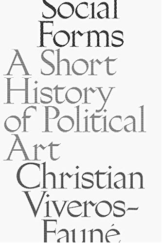 Book featuring cover art of A Short History of Political Art