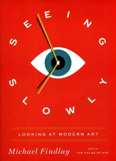 Book featuring cover art of Seeing Slowly