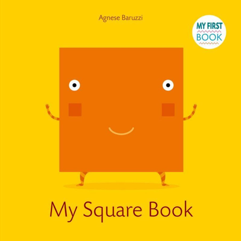 My Square Book | Author: Agnese Baruzzi