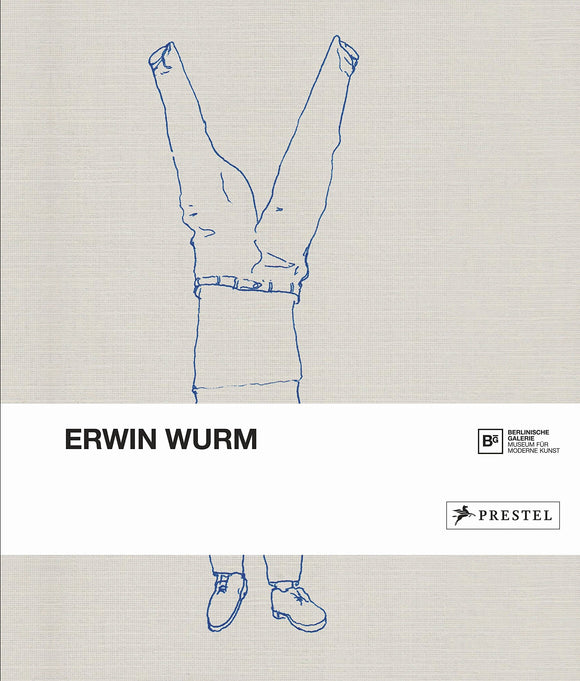 Book featuring cover art of Erwin Wurm