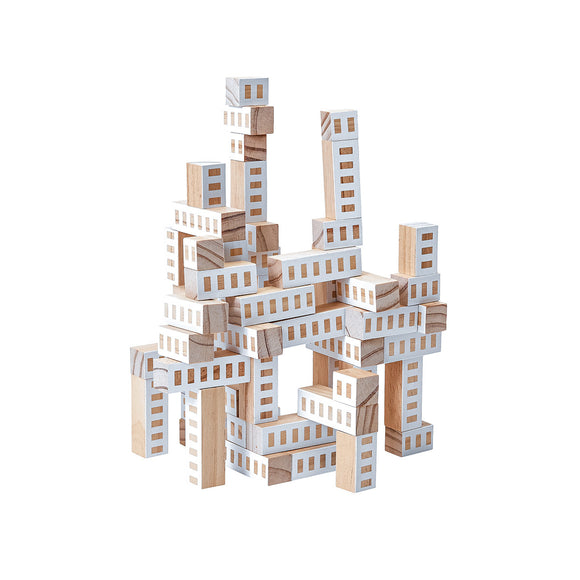 Blockitecture Tower White