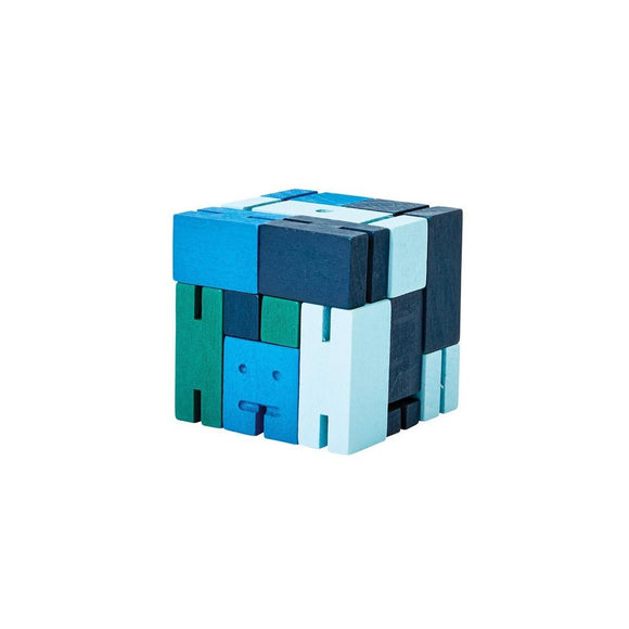 Cubebot Small Blue