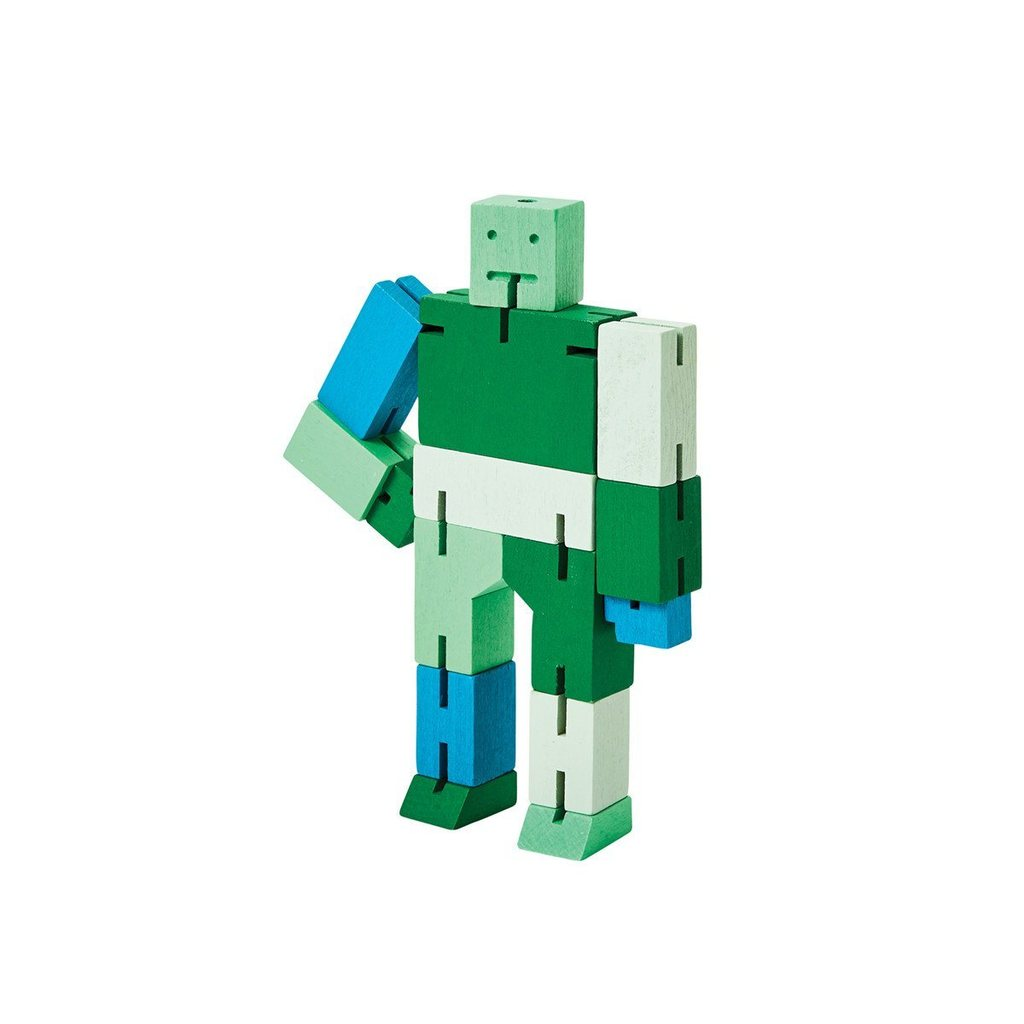 Cubebot Small Green