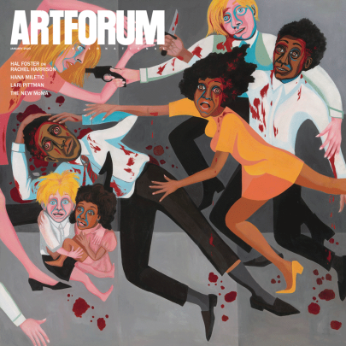 Artforum Magazine January 2020 Vol 58 No 5