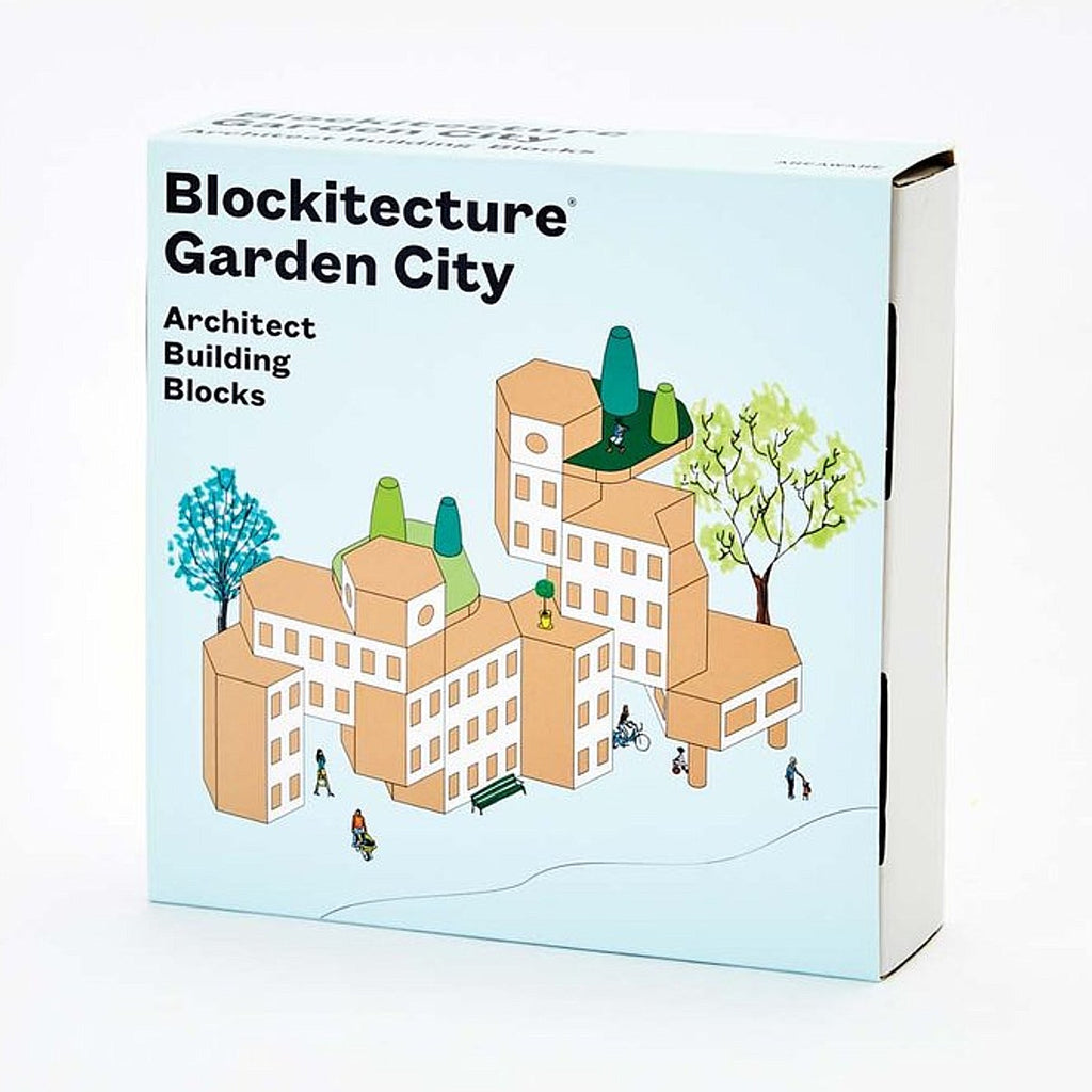 Building Blocks | Blockitecture | Garden City Classic Set