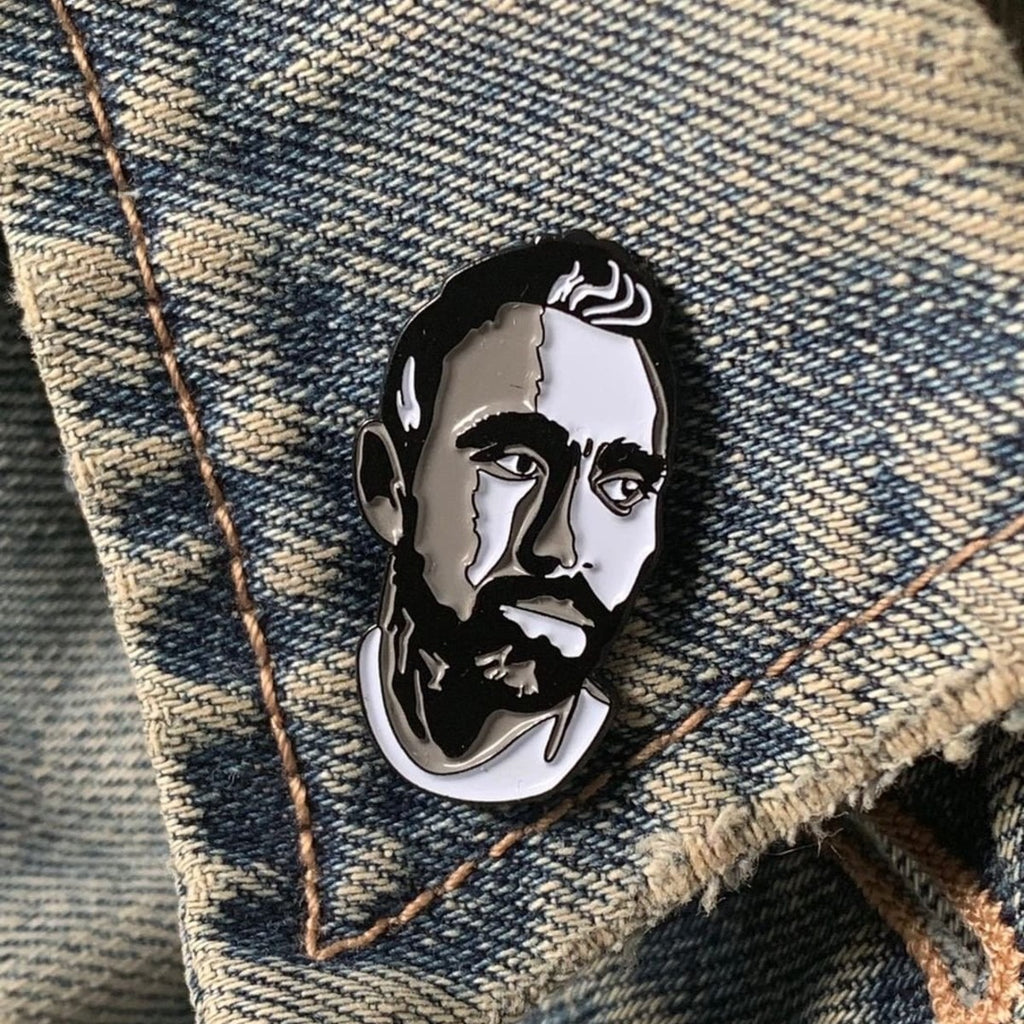 Pin enamel | Wear your hero | Adam Goodes
