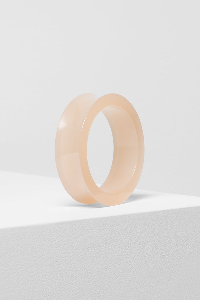 Bangle Mid Apricot Hova