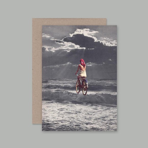Greeting Card | Wave Rider | All Occasions