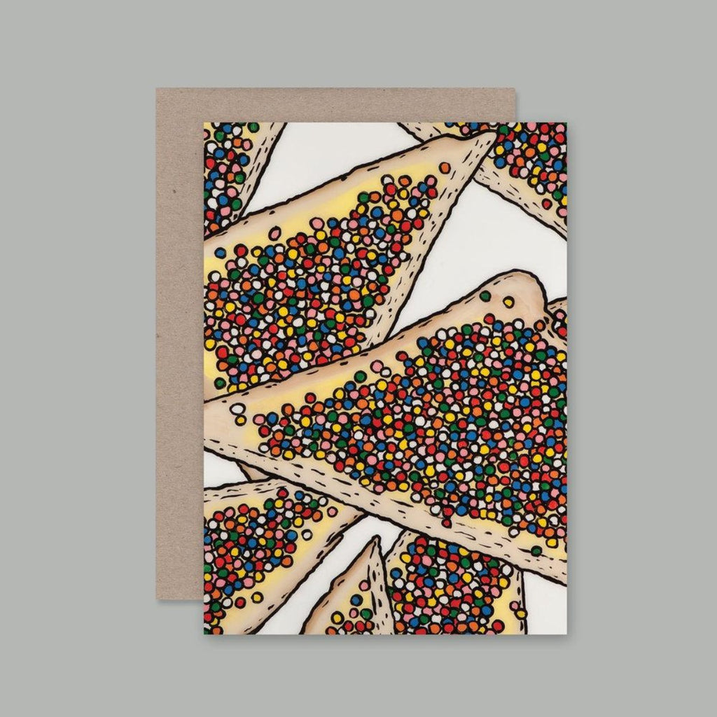 Greeting Card | Fairy Bread | All Occasions