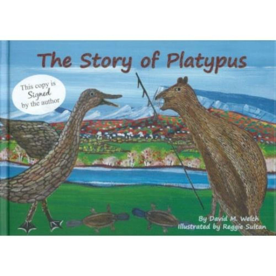 The Story of Platypus | Author: David M. Welch