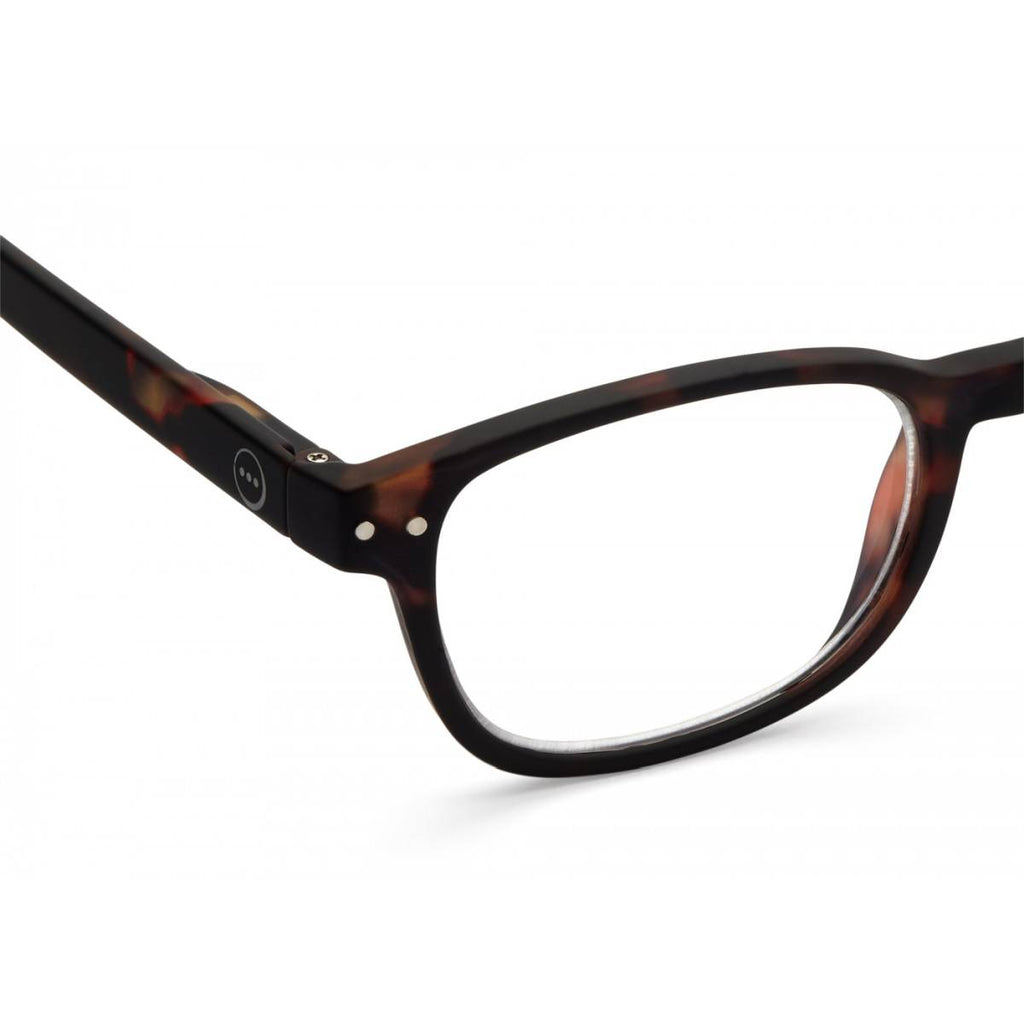 IZIPIZI Reading Glasses | Collection B | Tortoise Shell