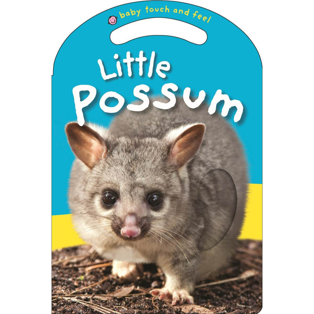 Baby Touch and Feel Little Possum | Author: Roger Priddy