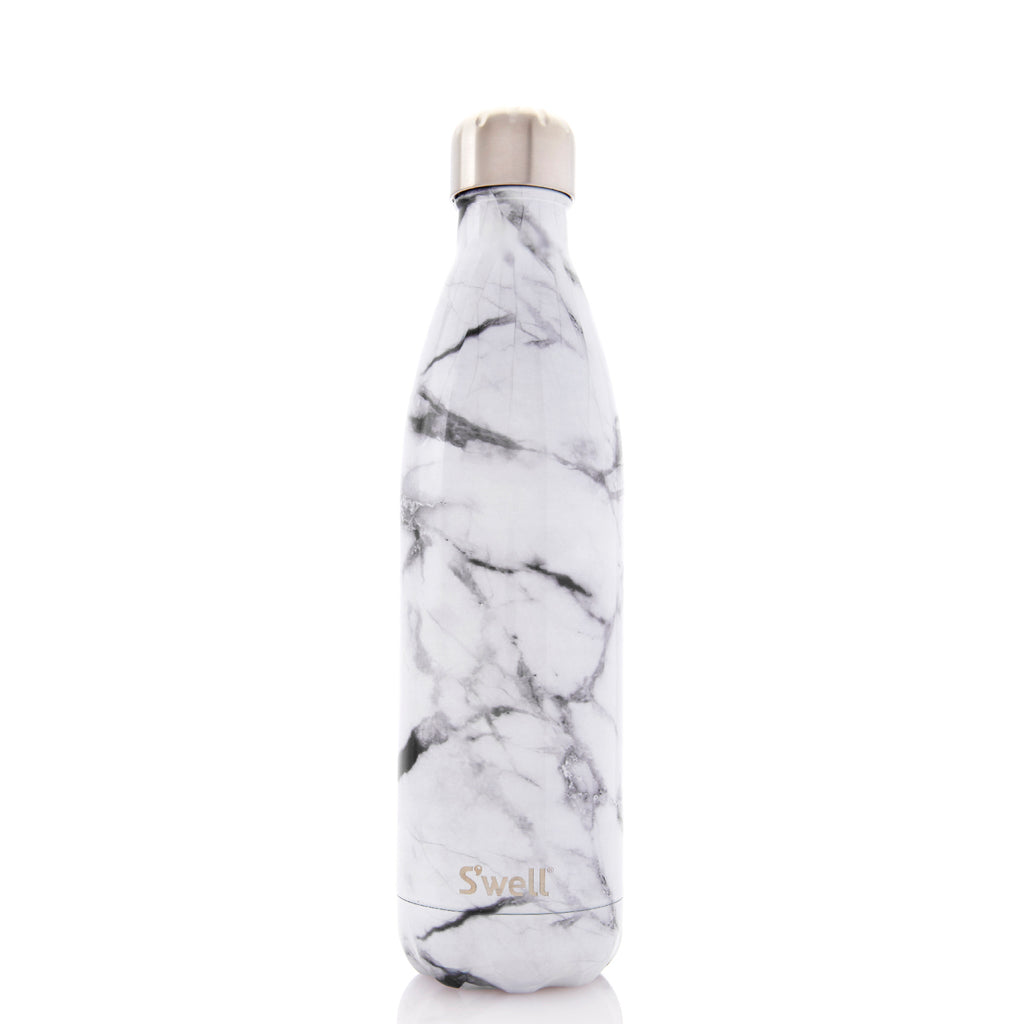 Water Bottle | Clima | White Marble | 500ml
