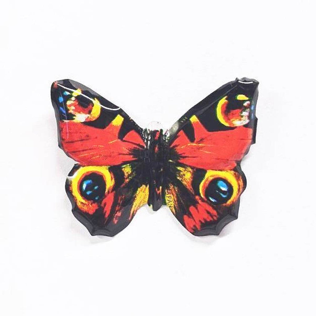 Tin Badge | Butterfly