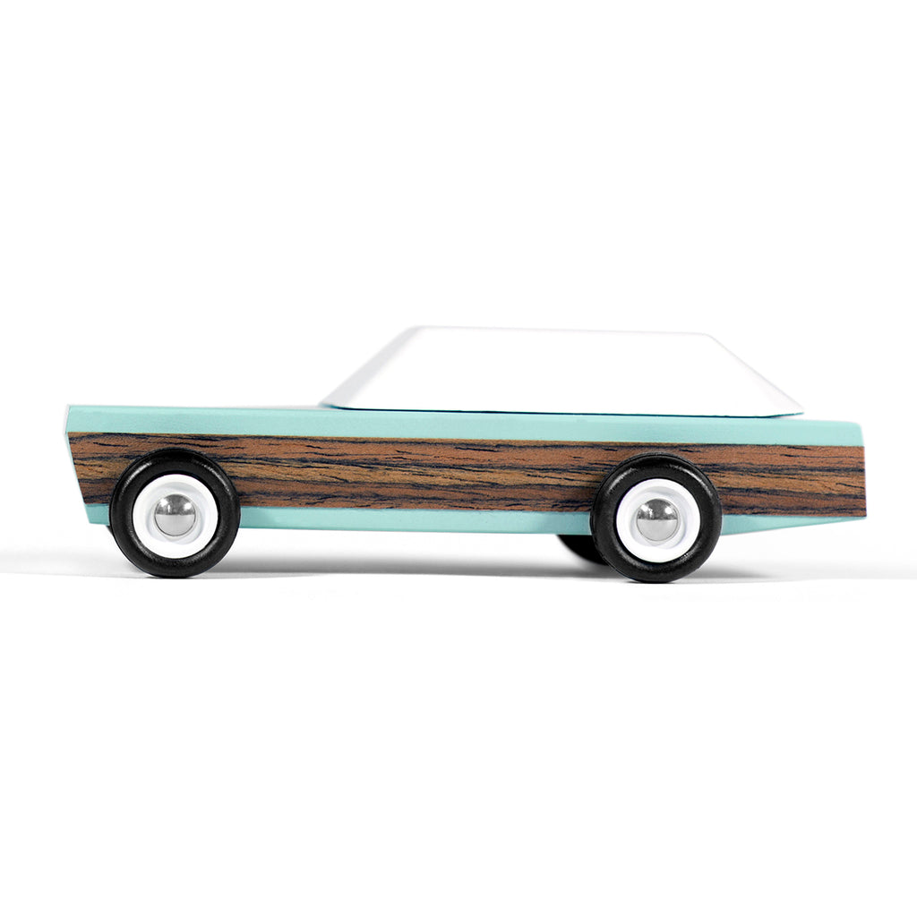 Candycab Mini Single Woodie Toy Car