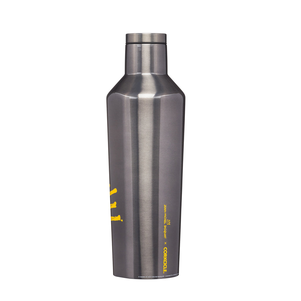 Water Bottle | Corkcicle | Jean Michel Basquiat New York | Insulated | 475mL