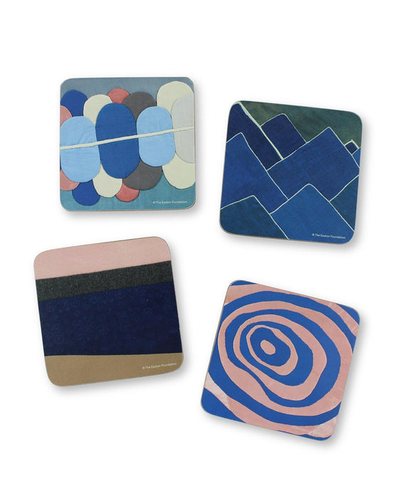 Coaster Set Louis Bourgeois Ode A La Bievre
