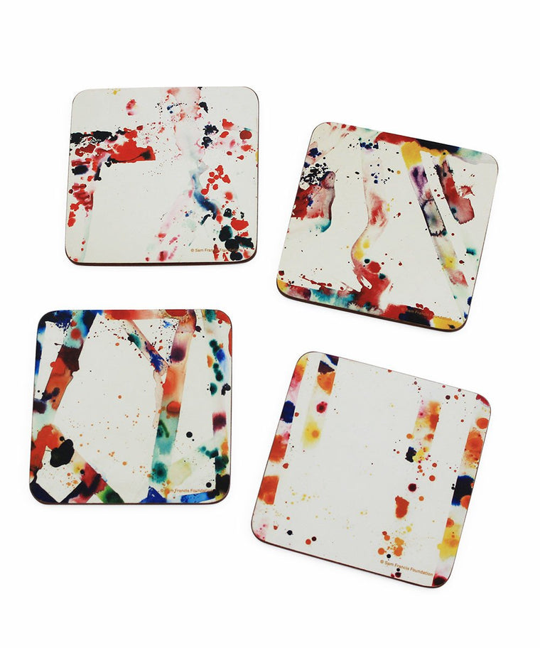 Coaster Set Sam Francis