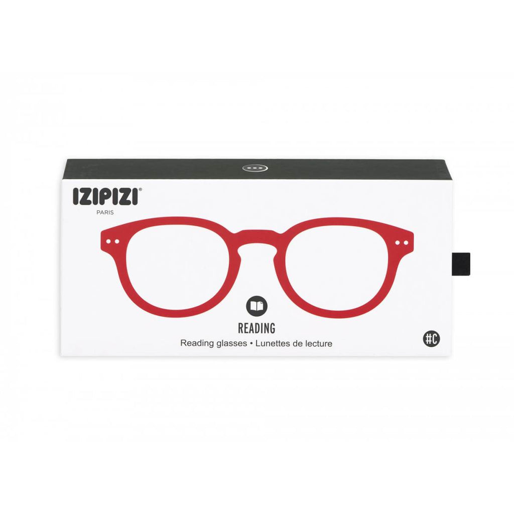 IZIPIZI Reading Glasses | Collection C | Red