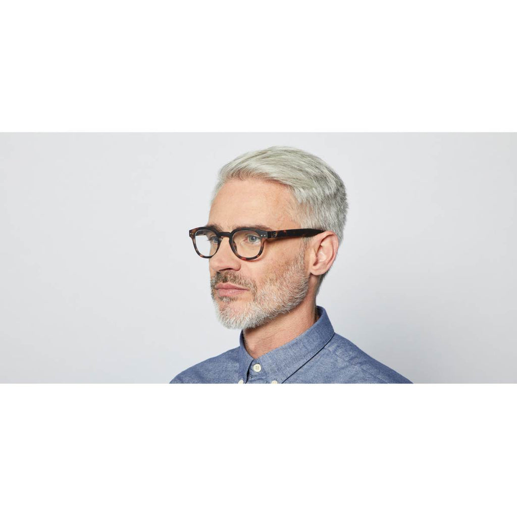 IZIPIZI Reading Glasses | Collection C | Tortoise Shell