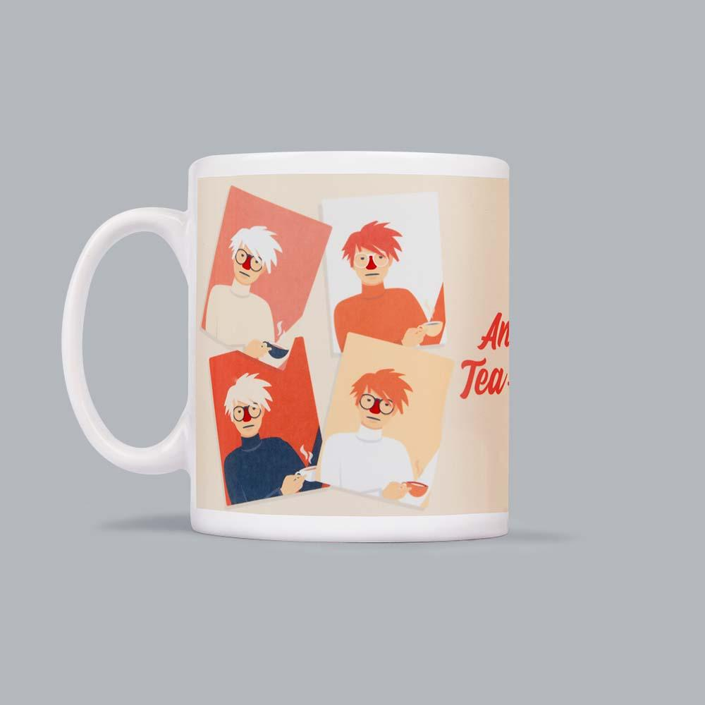 Mug | Andy Tea-Hall