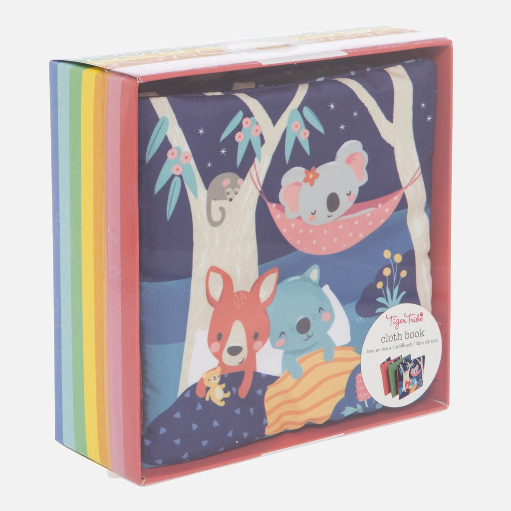 Accordion Cloth Book - Gumtree Buddies | Author: Tiger Tribe
