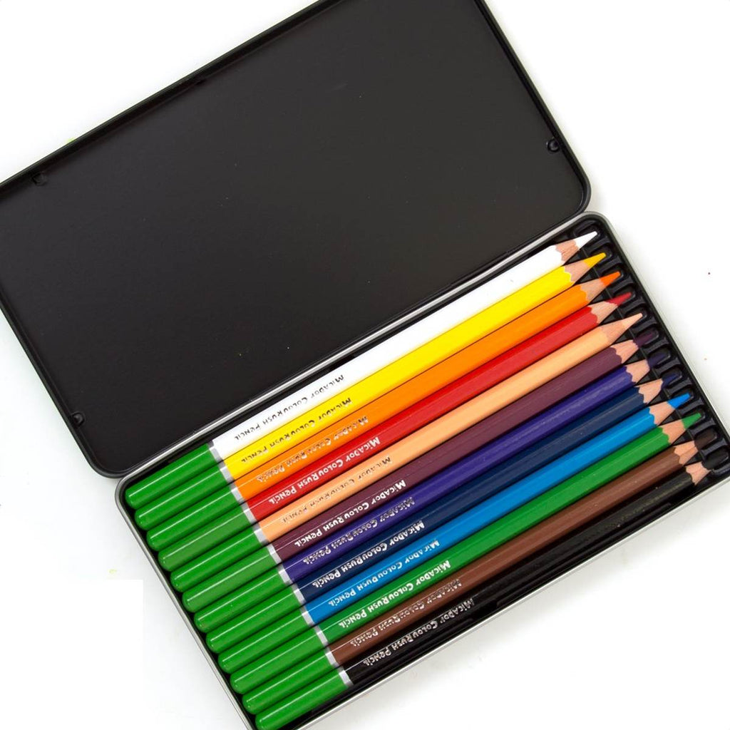 Coloured Pencils ColourRush | Tin of 12