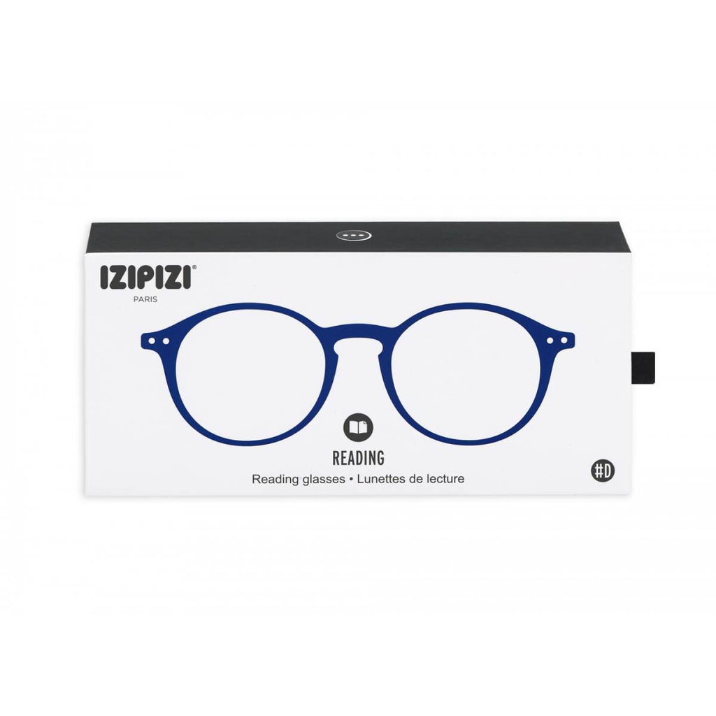 IZIPIZI Reading Glasses | Collection D | Navy Blue