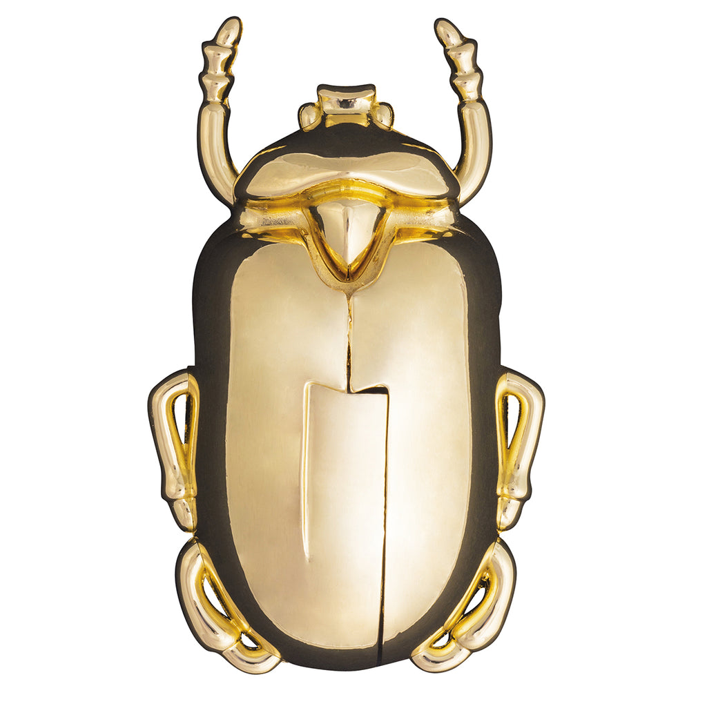 Corkscrew | Insectum Scarab Beetle | Gold