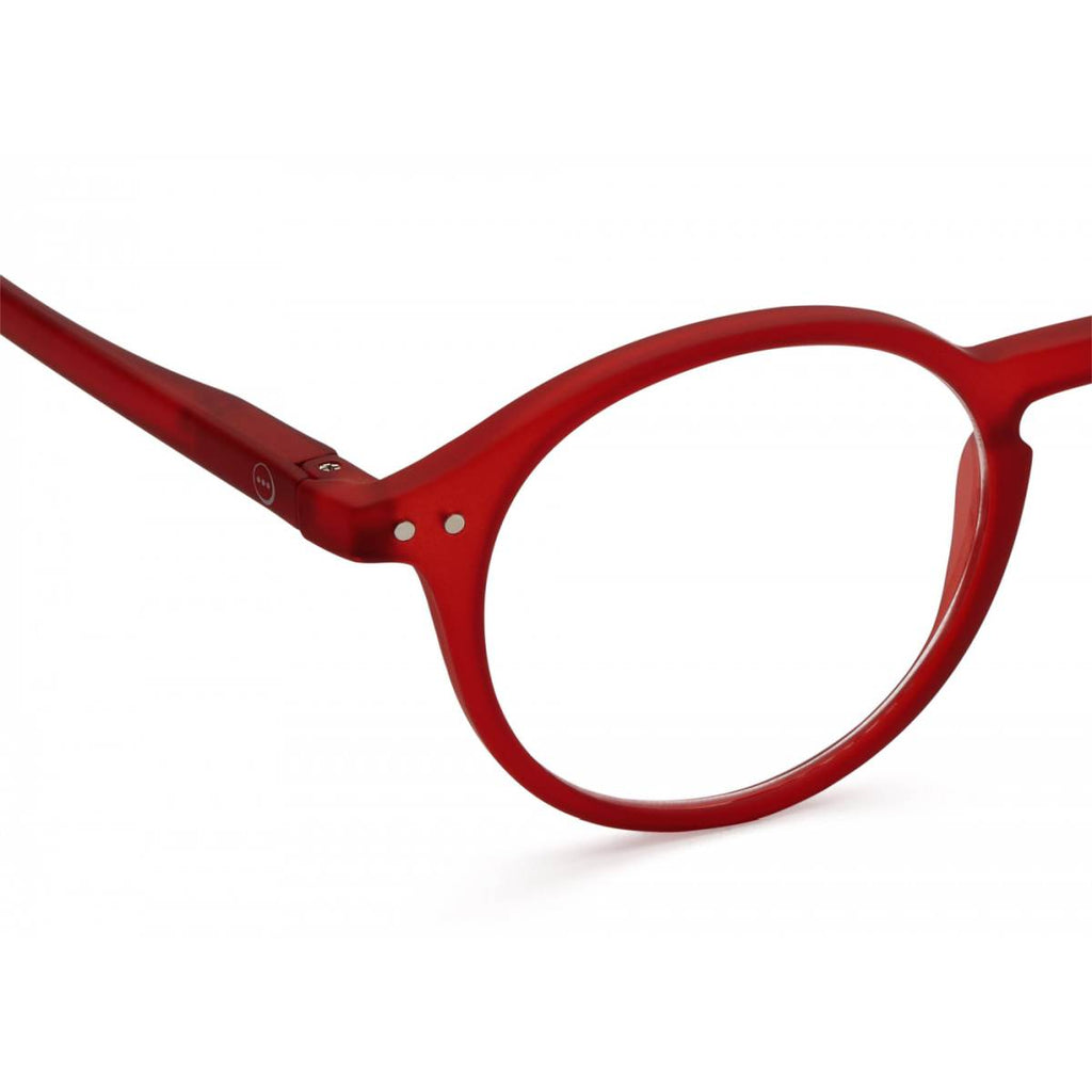 IZIPIZI Reading Glasses | Collection D | Red
