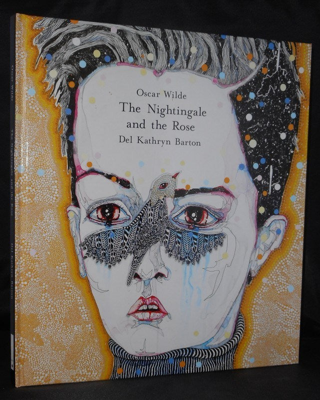 Nightingale and the Rose Del Kathryn Barton | Author: Oscar Wilde