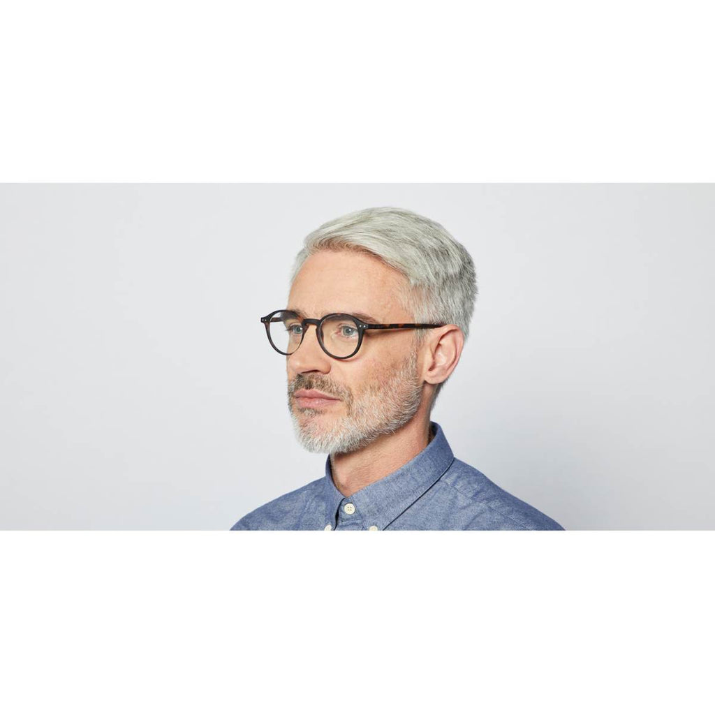 IZIPIZI Reading Glasses | Collection D | Tortoise