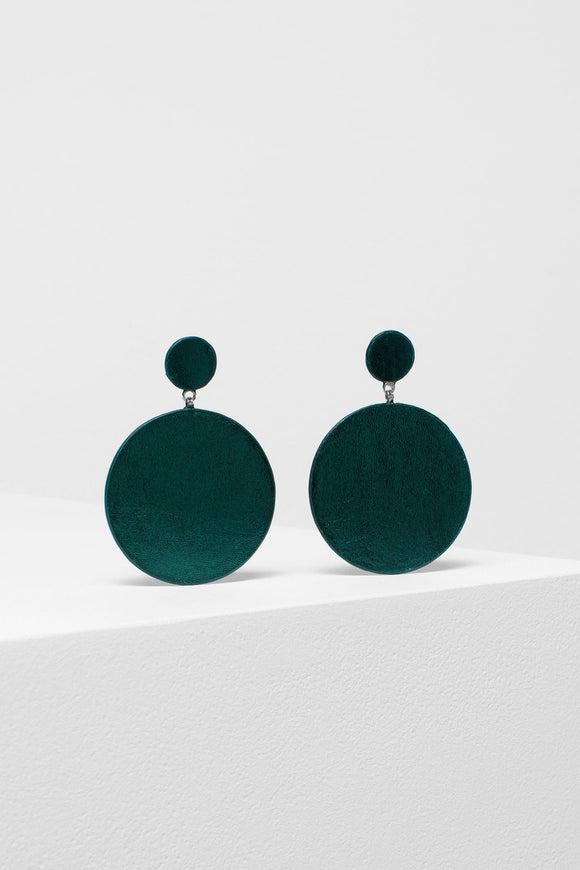 Earrings Sala Green