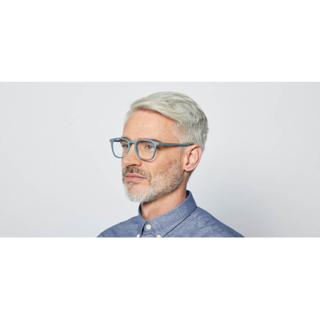IZIPIZI Reading Glasses | Collection E | Grey