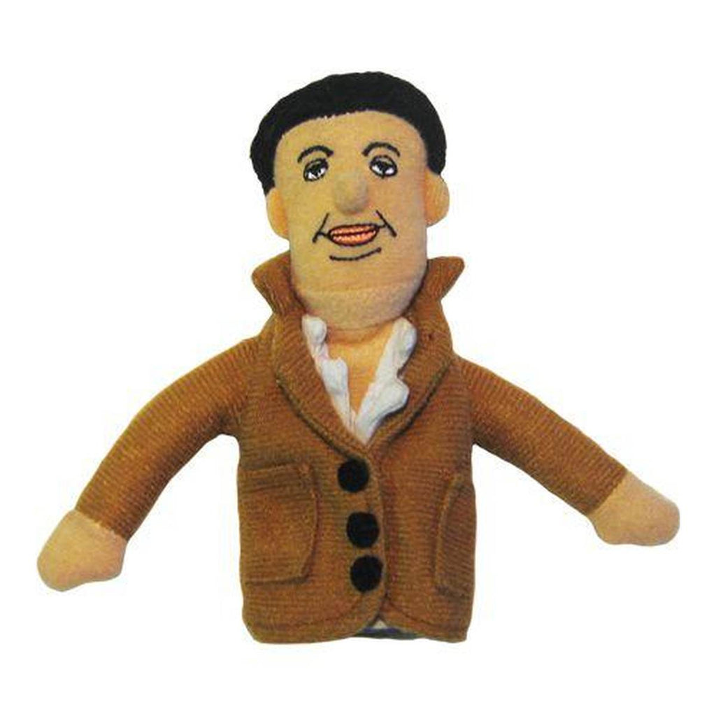 Finger Puppet | Diego Rivera | Magnetic Personalities