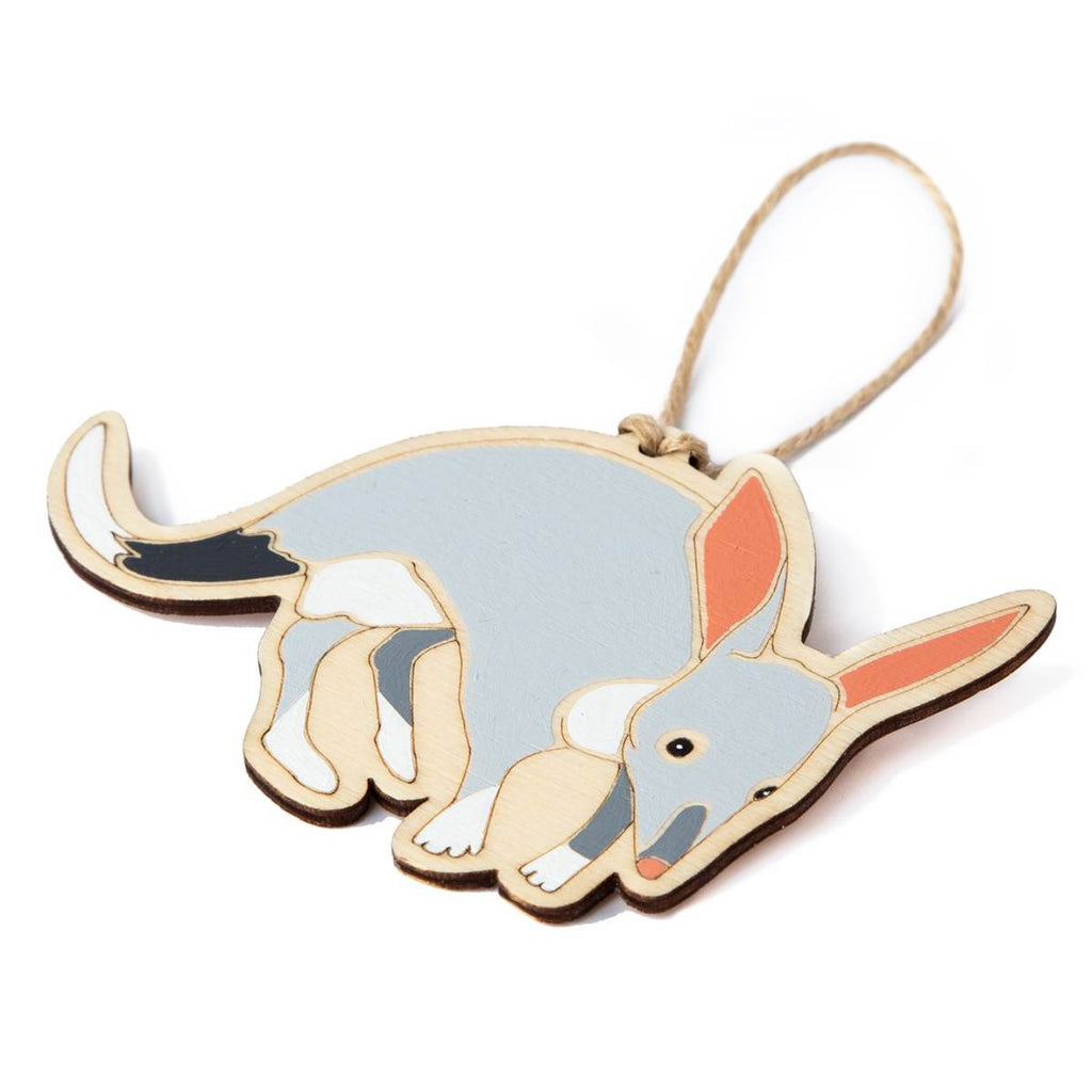 Ornament | Hand Painted | Greater Bilby