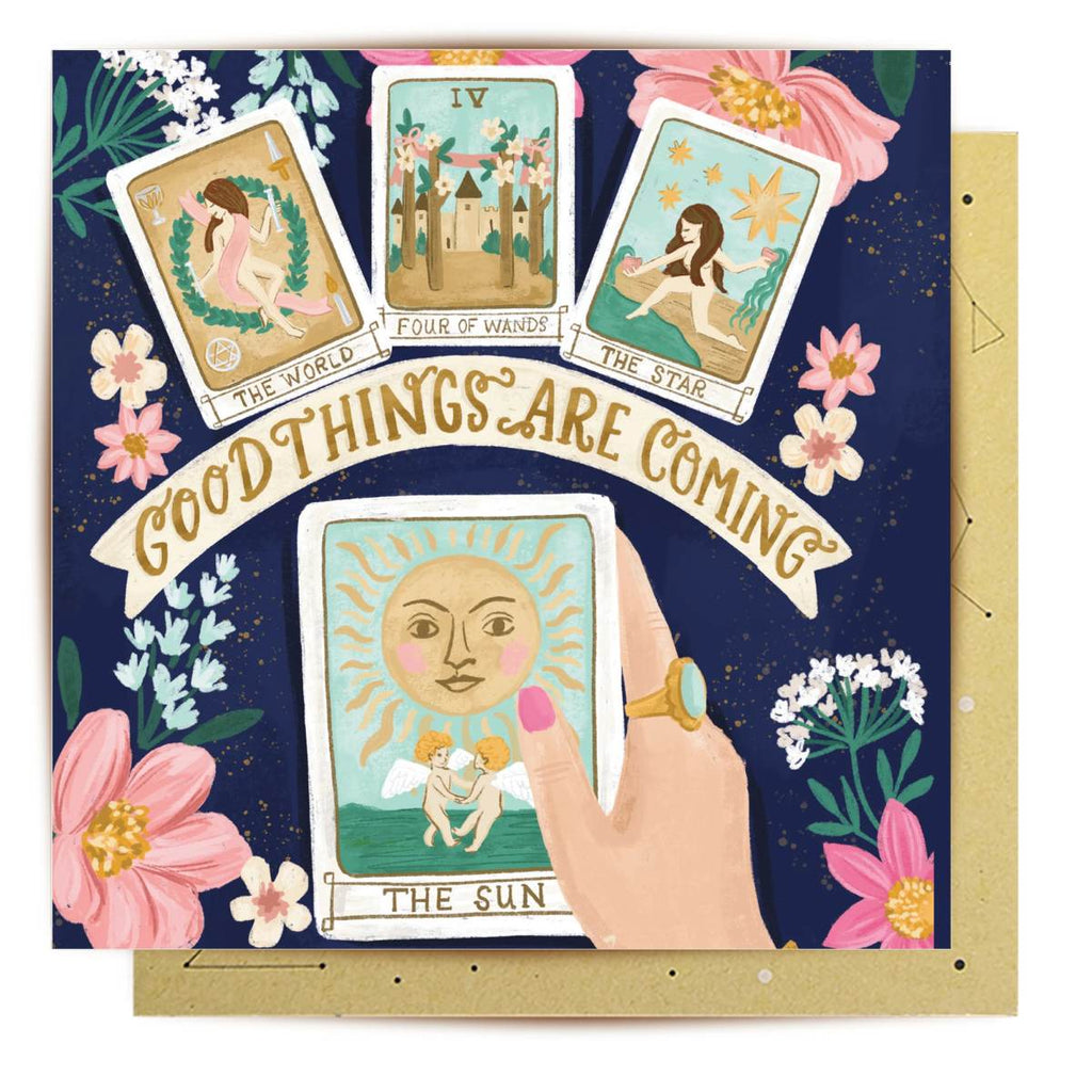Greeting Card | Good Things are Coming | All Occasions