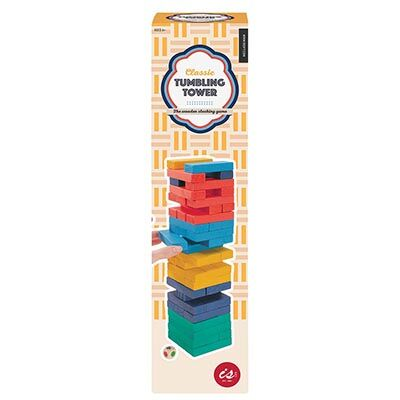 Tumbling Tower | Coloured