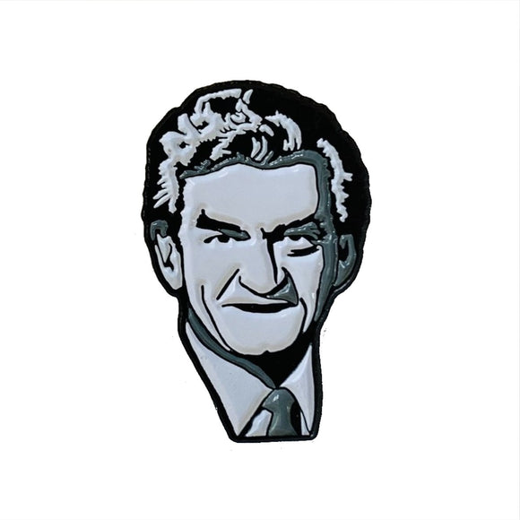 Pin enamel | Wear your hero | Bob Hawke